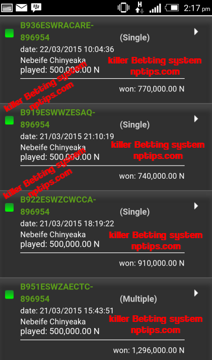 wow winnings nptips.com